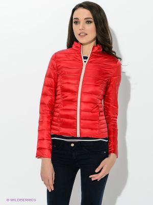 Куртка Tally Weijl. Цвет: красный
