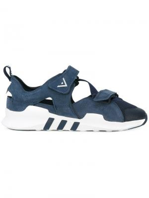 Спортивные сандалии ADV Adidas By White Mountaineering. Цвет: синий