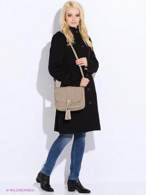 Пальто U.S. Polo Assn.. Цвет: коричневый