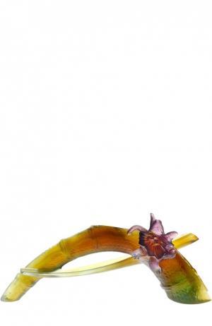 Ваза для одного цветка Cattleya Daum. Цвет: бесцветный