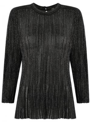 Knit blouse Gig. Цвет: чёрный