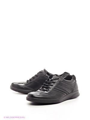 Ботинки TRANSPORTER ECCO. Цвет: черный