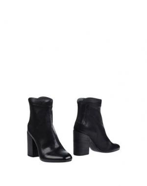 Полусапоги и высокие ботинки FIORIFRANCESI. Цвет: черный