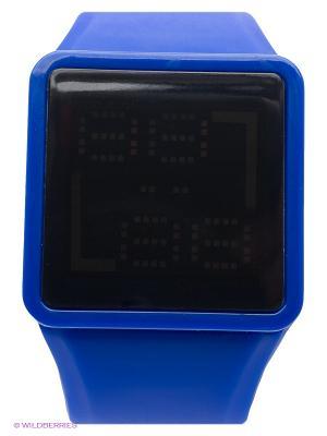 Часы Kawaii Factory. Цвет: синий