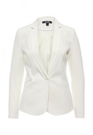 Пиджак Jennyfer. Цвет: белый