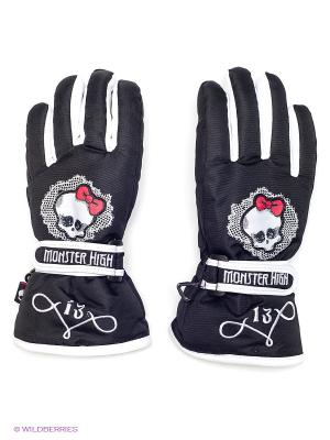 Перчатки Чудо-Кроха. Цвет: черный