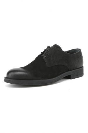 Туфли Milana. Цвет: черный