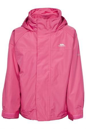 Спортивная куртка Trespass. Цвет: pink