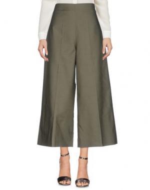 Повседневные брюки F.IT. Цвет: зеленый-милитари