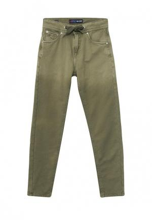 Брюки Pepe Jeans. Цвет: хаки