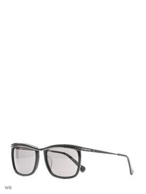 Солнцезащитные очки TM 032S 01 Opposit. Цвет: черный, серый