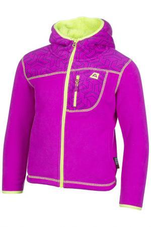 Толстовка Alpine Pro. Цвет: розовый