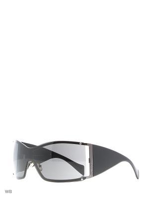 Солнцезащитные очки EX 679 01 EXTE. Цвет: черный