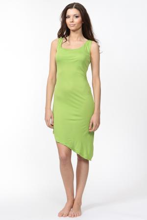 Платье Cotton Club Mare. Цвет: зеленый