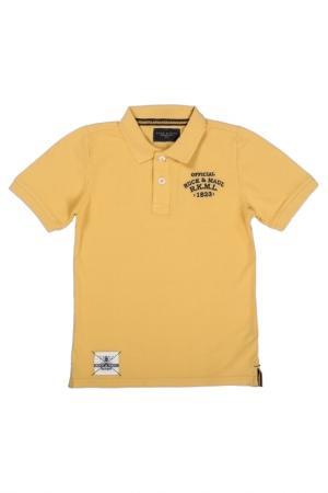 Polo t-shirt Ruck&Maul. Цвет: yellow