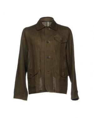Пиджак RICHARD JAMES. Цвет: зеленый-милитари