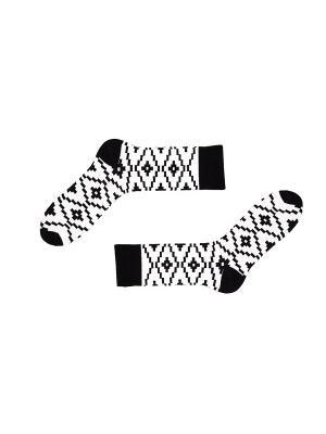 Носки Sammy Icon. Цвет: черный, белый