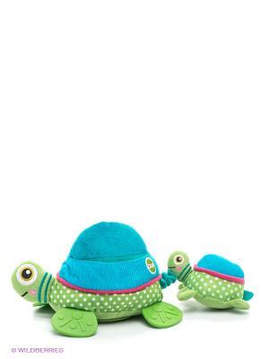 Игрушка развивающая - Черепаха Oops. Цвет: зеленый