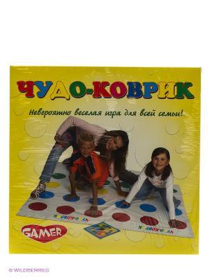 Детская комнатная игра Чудо-коврик DREAM MAKERS. Цвет: желтый