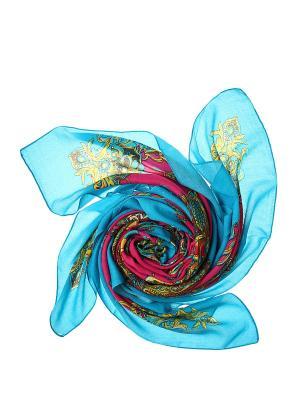 Платок Migura. Цвет: голубой, розовый, желтый, зеленый