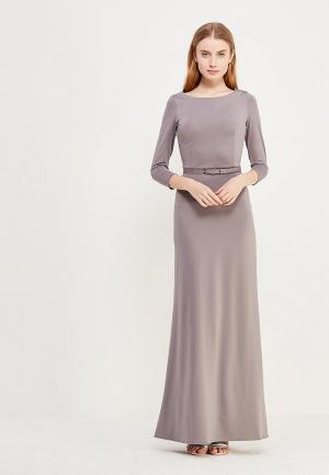 Платье Ruxara. Цвет: серый