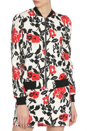 Куртка GIRLS ON FILM. Цвет: floral