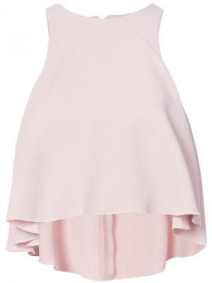 Cropped top C/Meo. Цвет: розовый и фиолетовый