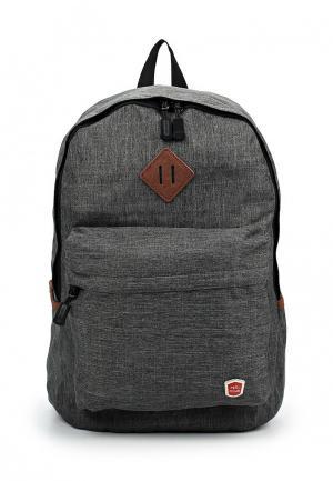Рюкзак Polar. Цвет: серый