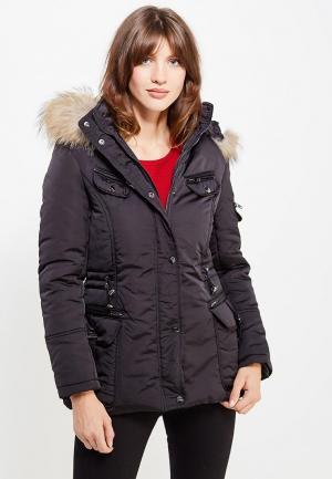 Куртка утепленная Softy. Цвет: черный