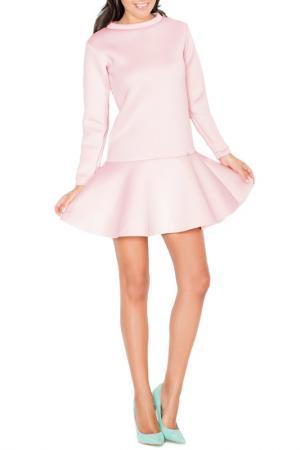 Dress KATRUS. Цвет: pink