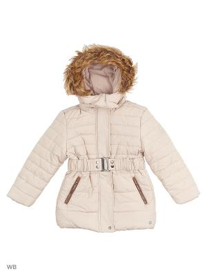 Куртка TOM TAILOR. Цвет: кремовый