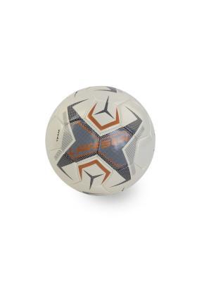 Мяч футбольный  Team Larsen. Цвет: серый, белый, светло-коричневый