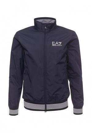 Ветровка EA7. Цвет: синий