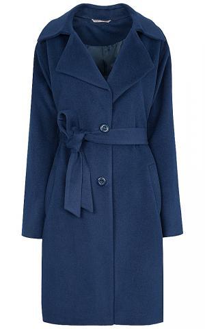 Пальто с поясом Элема