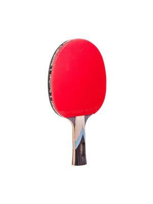 Профессиональная ракетка для настольного тенниса Ping-Pong Vortex. Цвет: черный, красный
