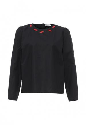 Блуза Sonia by Rykiel. Цвет: черный