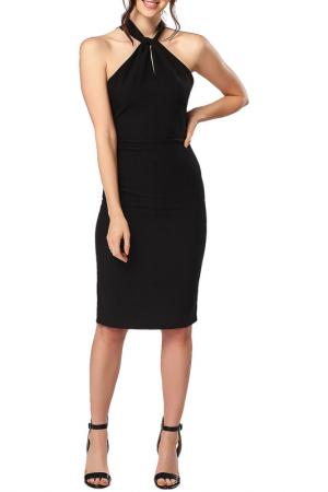 Платье ZIBI LONDON. Цвет: черный