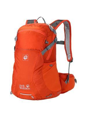 Рюкзак MOAB JM 18 Jack Wolfskin. Цвет: оранжевый