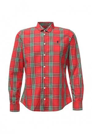 Рубашка Frank NY. Цвет: красный