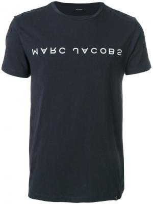 Футболка с логотипом Marc Jacobs. Цвет: чёрный