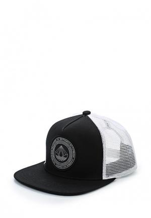 Бейсболка adidas Originals. Цвет: черно-белый