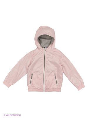 Куртка Sisley Young. Цвет: бледно-розовый