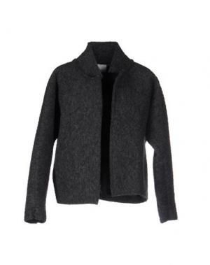 Куртка CHARLIE MAY. Цвет: свинцово-серый