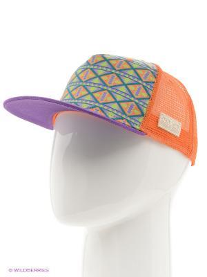 Бейсболка Inka True Spin. Цвет: оранжевый
