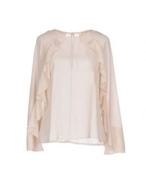 Блузка SOUVENIR. Цвет: слоновая кость