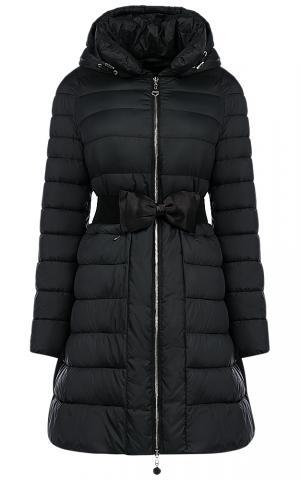Куртка на синтепоне с поясом MALINARDI