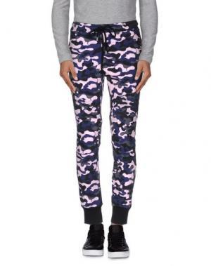 Повседневные брюки MARKUS LUPFER. Цвет: розовый