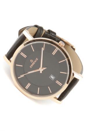Наручные часы Essence. Цвет: розовый, черный