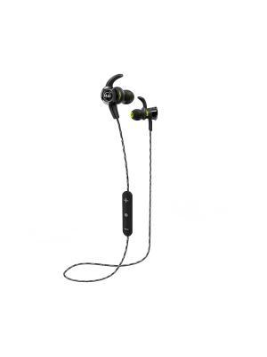 Наушники с микрофоном Monster iSport Victory In-Ear Wireless (Black). Цвет: черный