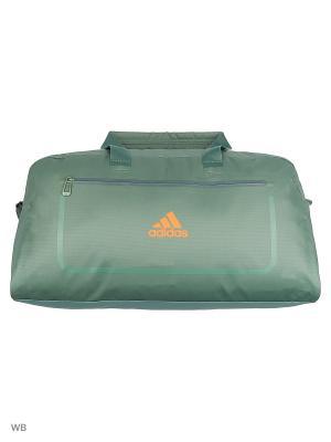 Спортивная сумка взр. TRAINING TB M TRAGRN/TACORA/TACORA Adidas S99904